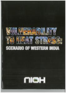 VULNERABILITY TO HEAT STRESS: SCENARIO IN WESTERN INDIA