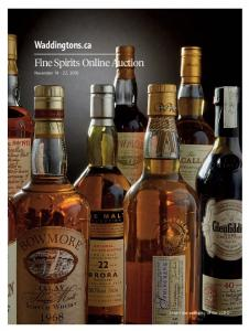 Waddingtons.ca Fine Spirits Online Auction