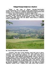 Wakacje Henryka Sienkiewicza w Rudawie