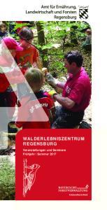 WALDERLEBNISZENTRUM REGENSBURG