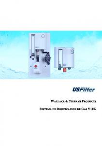 WALLACE & TIERNAN PRODUCTS