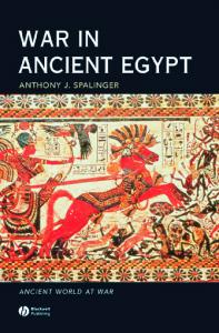 WAR IN ANCIENT EGYPT