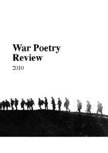 War Poets Association