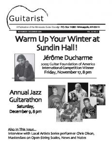 Warm Up Your Winter at Sundin Hall!