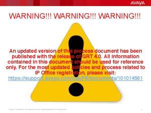 WARNING!!! WARNING!!! WARNING!!!