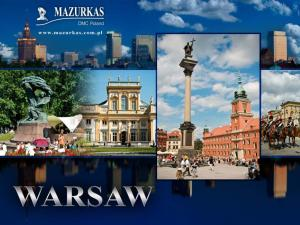 Warsaw - The Capital of Poland