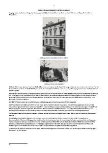 Warum ist Bergisch Gladbach Sitz der Kreisverwaltung?