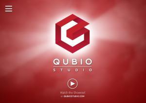 Watch the Showreel. on qubiostudio.com