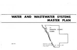 WATER AND WASTEWATER SYSTEMS MASTER. PLAN