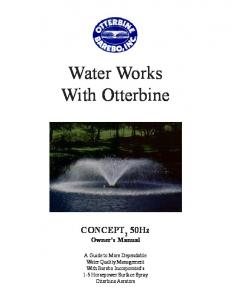 Water Works With Otterbine