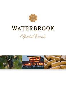 Waterbrook Hospitality