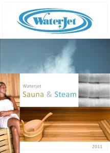 Waterjet. Sauna & Steam