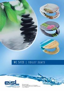 WC Sitze Toilet seats