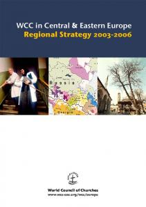 WCC in Central & Eastern Europe Regional Strategy