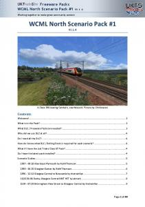 WCML North Scenario Pack #1 V1.1.4