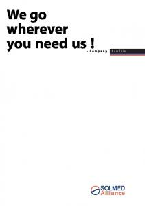 We go wherever you need us! > Company Prof ile