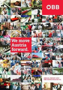 We move Austria forward