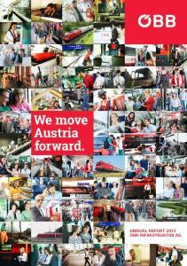 We move Austria forward