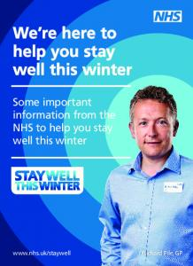 We re here to help you stay well this winter
