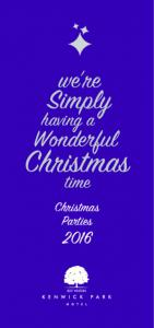 we re Simply having Wonderful Christmas time Christmas Parties