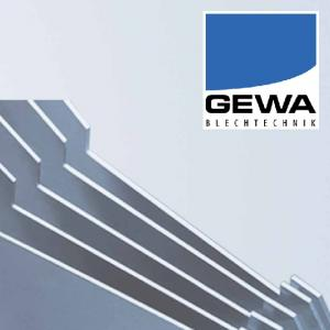 We work Metal. GEWA Blechtechnik a reliable partner where metals are needed as modern materials