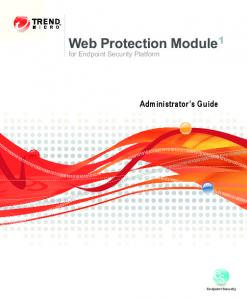 Web Protection Module 1