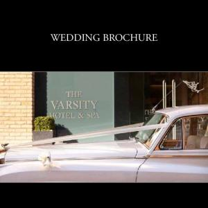 Weddings at The Varsity Hotel