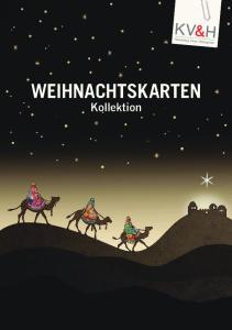 Weihnachtskarten. Kollektion
