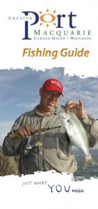 Welcome. 2 Greater Port Macquarie Fishing Guide