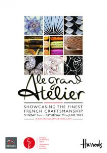 WELCOME CONTENTS. We hope you enjoy Le Grand Atelier