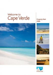 Welcome to. Cape Verde. Property Pack 2008