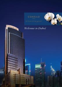 Welcome to Conrad Dubai