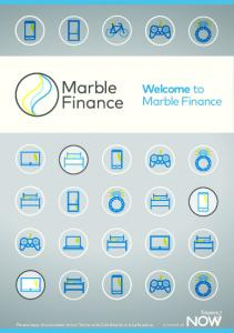 Welcome to Marble Finance