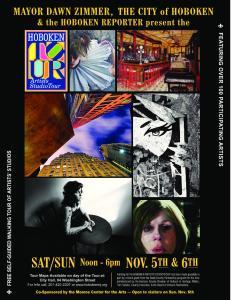 Welcome to the Hoboken Artists Studio Tour!