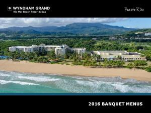 WELCOME TO THE WYNDHAM GRAND BEACH RESORT & SPA!