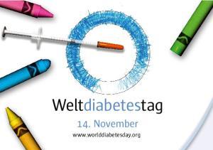 Weltdiabetestag. 14. November