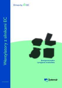 Wentylatory z silnikami EC