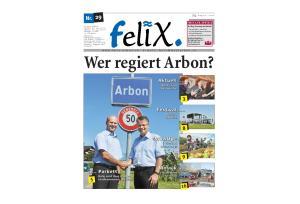 Wer regiert Arbon? Nr. 24. August 2012