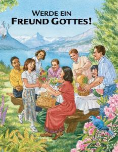 WERDE EIN FREUND GOTTES!