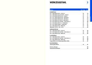 WERKZEUGSTAHL 3. Wnr (Marke RCC) - X210Cr Wnr (Marke RCC SUPRA) - X155CrVMo Wnr (Marke RUS) - 90MnCrV