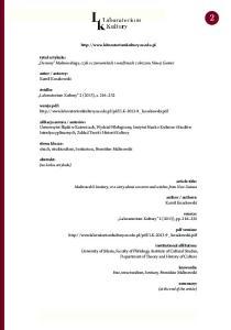 wersja pdf:  kozakowski.pdf