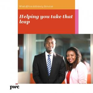 West Africa Advisory Services. Helping you take that leap