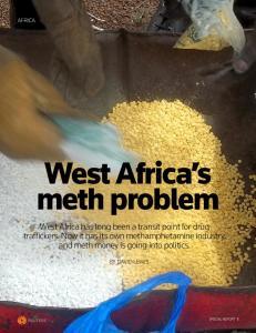 West Africa s meth problem