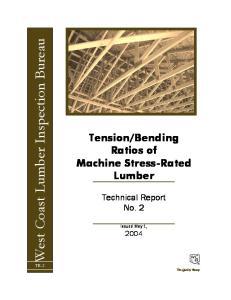 West Coast Lumber Inspection Bureau