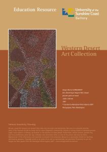 Western Desert Art Collection