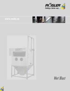 Wet Blast