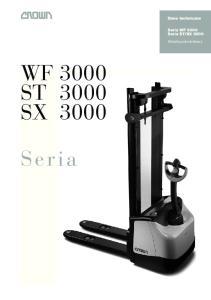 WF 3000 ST 3000 SX 3000