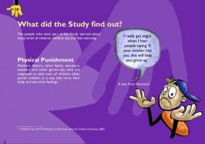 What did the Study find out?