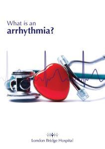 What is an. arrhythmia?