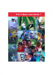 What is Bipolar mood disorder?